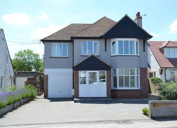 Thumbnail 5 bed detached house for sale in Herne Bay Road, Whitstable