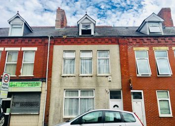 Thumbnail 4 bedroom terraced house for sale in High Street, Barry