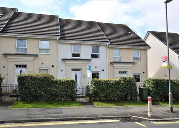Thumbnail 3 bed terraced house for sale in Efford Road, Plymouth, Devon