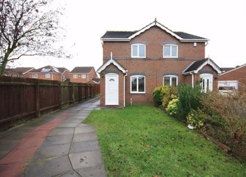 Thumbnail Semi-detached house to rent in Charlestown Way, Victoria Dock, Hull