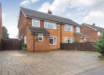 Thumbnail 3 bed semi-detached house for sale in Courtlands Drive, Biggleswade