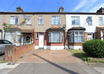 Thumbnail 3 bed terraced house for sale in Saxon Road, Ilford, Essex