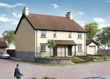 Thumbnail 3 bedroom semi-detached house for sale in Lower Broad Park, West Down, Ilfracombe