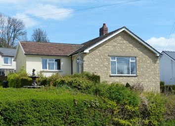 Thumbnail 3 bed detached bungalow to rent in Battle, Brecon
