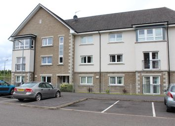 Thumbnail 2 bed flat for sale in Denny Crescent, Dumbarton