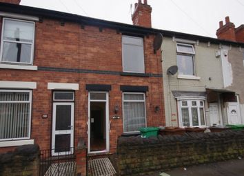 Thumbnail 2 bedroom terraced house to rent in Vernon Road, Basford