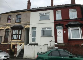 Thumbnail 2 bed terraced house to rent in Two Gates, Halesowen, West Midlands