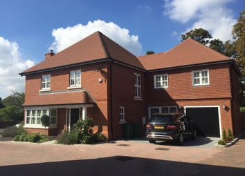 Thumbnail 4 bedroom detached house to rent in Swan Close, Manor Road, Walton On Thames, Surrey