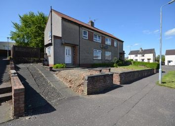 Thumbnail 3 bed semi-detached house for sale in Tinto Avenue, Kilmarnock