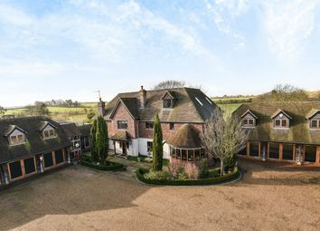 Thumbnail 7 bed detached house for sale in Stoke Charity, Winchester, Hampshire