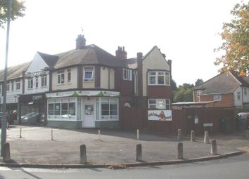 Thumbnail Retail premises for sale in Highfield Road Hall Green, Birmingham