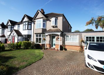 Thumbnail 4 bed semi-detached house for sale in Grosvenor Road, Petts Wood, Orpington