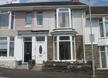 Thumbnail 2 bedroom terraced house for sale in Spencer Street, Brynhyfryd, Swansea, City And County Of Swansea.