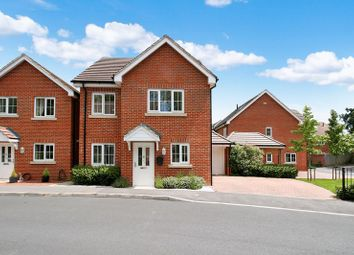 Thumbnail 4 bedroom detached house for sale in Hindmarch Crescent, Hedge End, Southampton