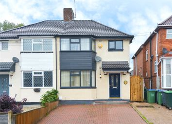 Thumbnail 3 bed semi-detached house for sale in Castle Road West, Oldbury