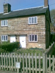 Thumbnail 2 bed cottage to rent in Stone Row, Fordcombe
