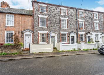 Thumbnail 3 bedroom terraced house to rent in Cavendish Street, Chichester