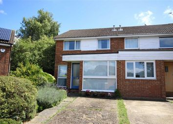 Thumbnail 3 bed semi-detached house for sale in Linwood Road, Harpenden, Hertfordshire