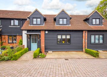 Thumbnail 2 bed terraced house for sale in The Square, Thorncombe Street, Bramley, Guildford