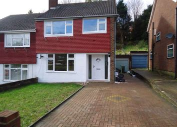 Thumbnail 3 bed semi-detached house to rent in Arnison Avenue, High Wycombe