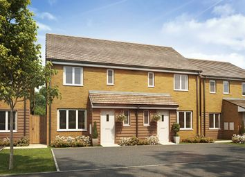 "Thumbnail 3 bed semi-detached house for sale in ""The Hanbury"" at Goshawk Green, Leighton Buzzard"