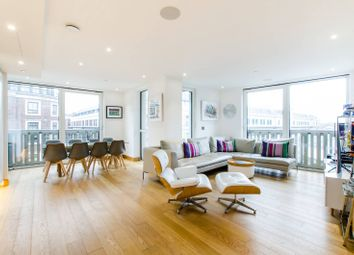 Thumbnail 3 bed flat to rent in Horseferry Road, Pimlico