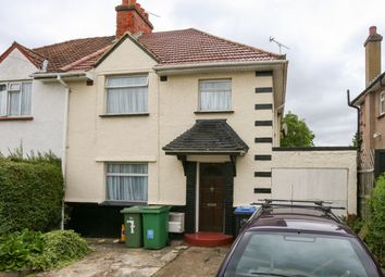 Thumbnail 3 bed semi-detached house for sale in The Close, Off Lyon Park Avenue, Wembley