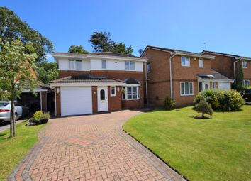 Thumbnail 4 bed detached house for sale in Spunhill Avenue, Great Sutton
