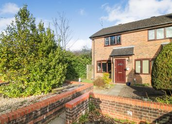 Thumbnail 2 bed end terrace house for sale in Gleneagles Drive, Farnborough, Hampshire