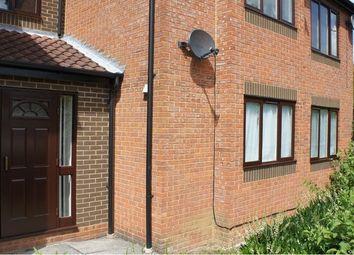 Thumbnail 1 bedroom flat to rent in Gabriel Close, Browns Wood, Browns Wood, Milton Keynes, Buckinghamshire