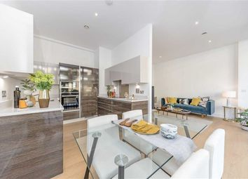 Thumbnail 3 bed flat for sale in Kilburn Park Road, London