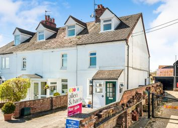 Thumbnail 3 bed end terrace house for sale in Reading Road, Cholsey, Wallingford
