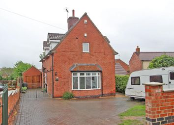 Thumbnail 3 bed detached house for sale in Hollinwood Lane, Calverton, Nottingham