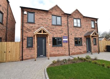 Thumbnail 3 bed semi-detached house for sale in Morgan Mews, Hartlebury, Kidderminster, Worcestershire
