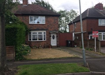Thumbnail 2 bedroom semi-detached house to rent in Carlton Avenue, Wolverhampton