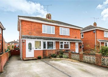 Thumbnail 3 bed semi-detached house for sale in Malmesbury Road, Romsey, Hampshire