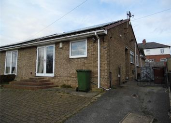 Thumbnail 3 bed semi-detached bungalow for sale in St. Georges Court, Havercroft, Wakefield, West Yorkshire