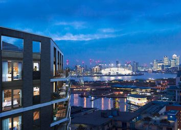 Thumbnail 2 bedroom flat for sale in Royal Docks West, Western Gateway