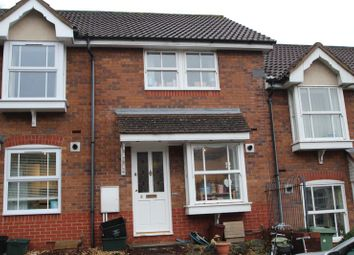 Thumbnail 2 bed terraced house to rent in Antler Close, Glastonbury