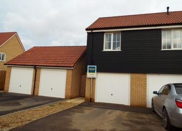 Thumbnail 2 bedroom flat for sale in Watton, Thetford, Norfolk
