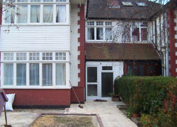 Thumbnail 1 bed flat to rent in Wembley Park Drive, Wembley Park