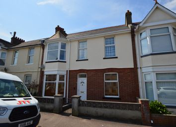 Thumbnail 3 bed terraced house for sale in Windermere Road, Torquay