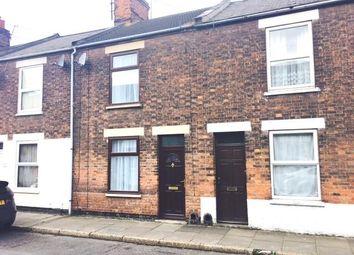 Thumbnail 2 bedroom terraced house to rent in Diamond Street, King's Lynn