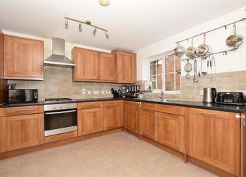 4 bed detached house for sale in Fleur De Lys Close, Burham, Rochester, Kent ME1