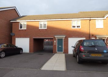 Thumbnail 1 bed terraced house for sale in Cossington Road, Holbrooks, Coventry