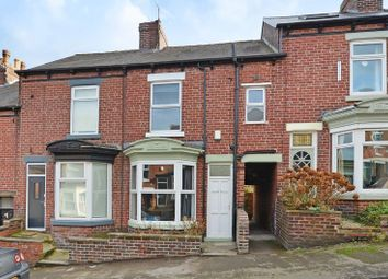 Thumbnail 3 bedroom terraced house for sale in Hunter Hill Road, Hunters Bar, Sheffield