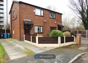 Thumbnail 2 bed semi-detached house to rent in Longford Street, Manchester