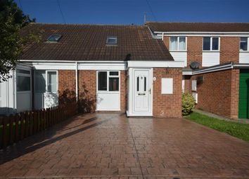 Thumbnail 1 bed terraced house for sale in Knollys End, Quedgeley, Gloucester