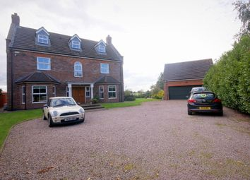 Thumbnail 6 bed detached house to rent in The Sidings, Moulton, Spalding