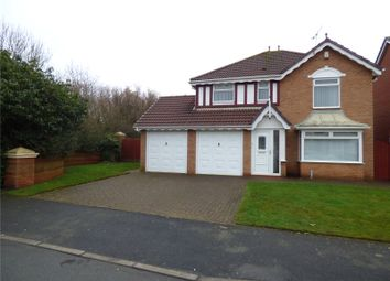 Thumbnail 4 bed detached house for sale in Ashwater Road, Liverpool, Merseyside